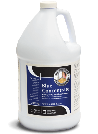 Blue Concentrate Product Photo