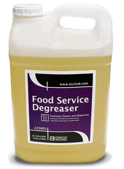 Food Service Degreaser Product Photo