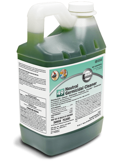 Neutral Germicidal Cleaner #49 Product Photo