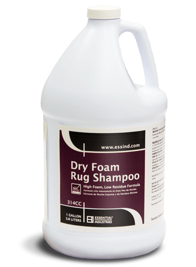 Dry Foam Rug Shampoo Product Photo