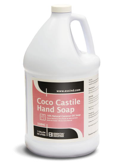 Coco Castile Hand Soap Product Photo