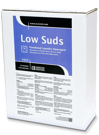 Low Suds Product Photo