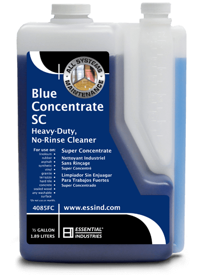 Blue Concentrate SC Product Photo