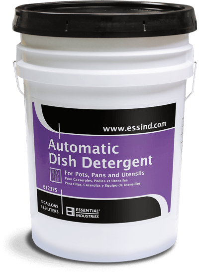 Automatic Dish Detergent Product Photo