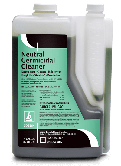 Neutral Germicidal Cleaner Product Photo