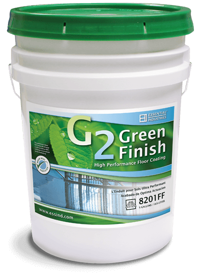 G2 Green Finish Product Photo