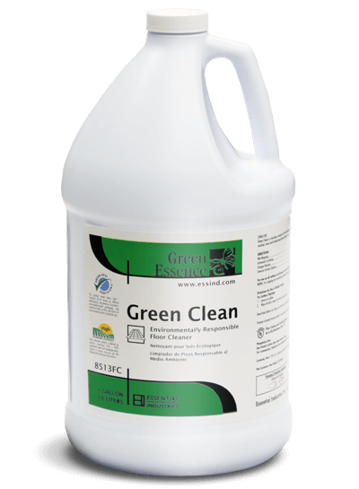 Green Clean Product Photo
