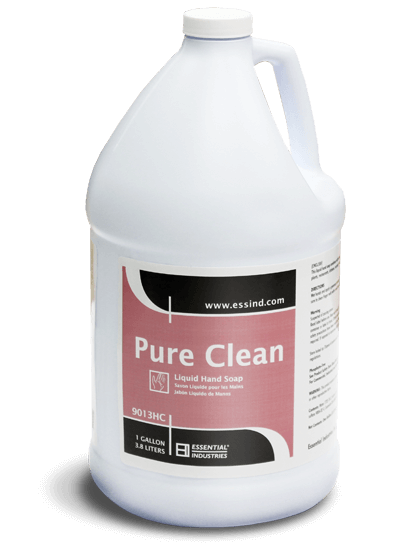 Pure Clean Product Photo