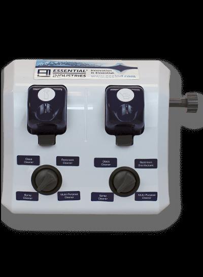 EMax Dual Dial Equipment