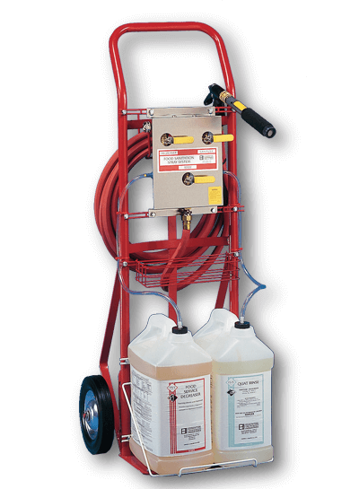 Portable Cart Spray System