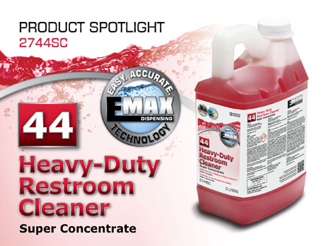 Spotlight on Heavy-Duty Restroom Cleaner