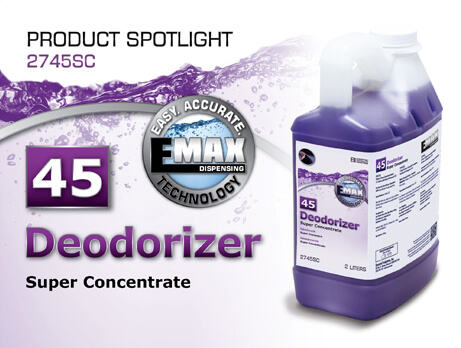 Spotlight on Deodorizer