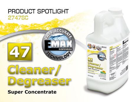 Spotlight on Cleaner/Degreaser