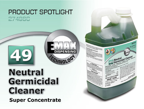 Spotlight on Neutral Germicidal Cleaner
