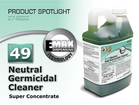 Spotlight on Neutral Germicidal Cleaner