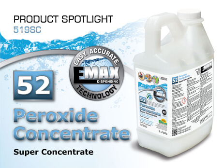 Spotlight on Peroxide Concentrate