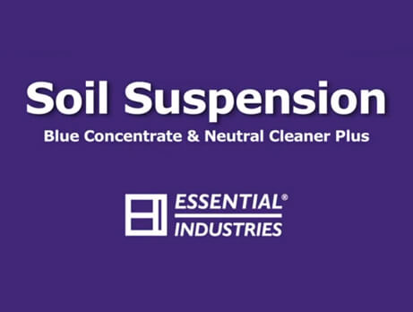 Blue Concentrate Soil Suspension
