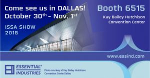 Come See Us In Dallas October 30 - November 1 Booth 6515 at Kay Bailey Hutchinson Convention center
