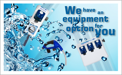 We Have An Equipment Option For You