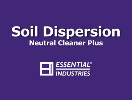 Neutral Cleaner Plus Soil Dispersion