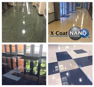 X-Coat Nano able to work on Multiple Floor Types