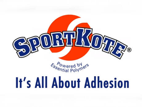Sport Kote It's All About Adhesion