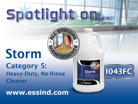 Spotlight on Storm