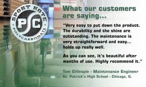 Sport Kote PC What our customer are saying