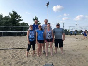 The All Star Essential Volleyball team