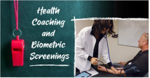 Health Coaching and Biometric Screening Done at Essential to keep us healthy