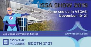 ISSA Show 2019 Come see us in Vegas November 19-21