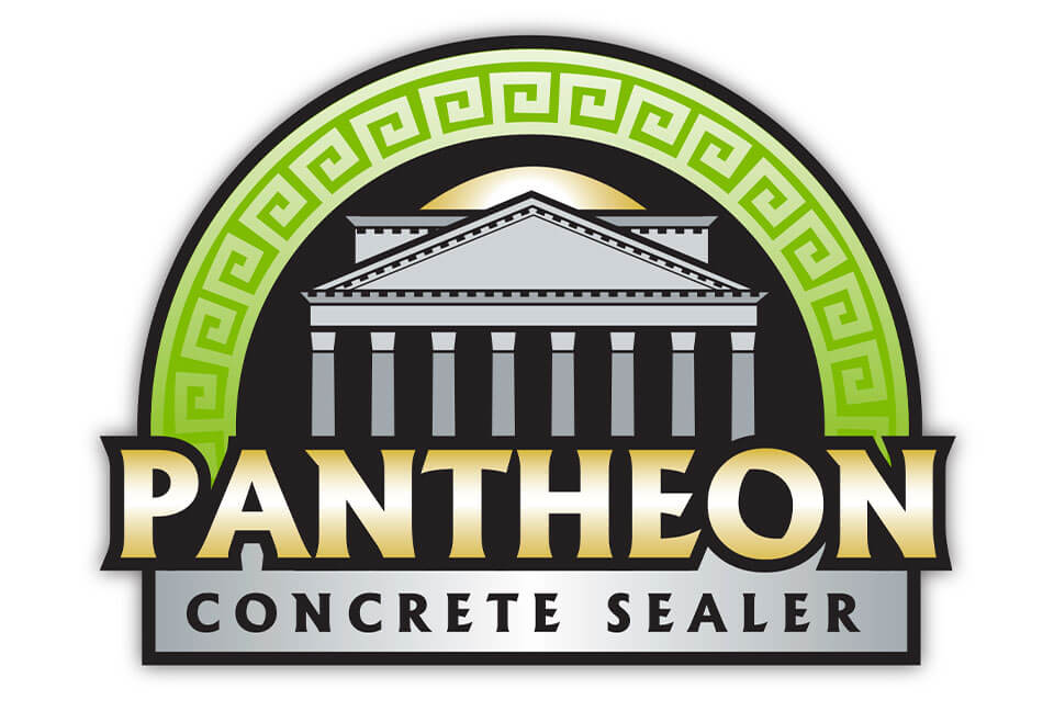 Pantheon Concrete Sealer Logo