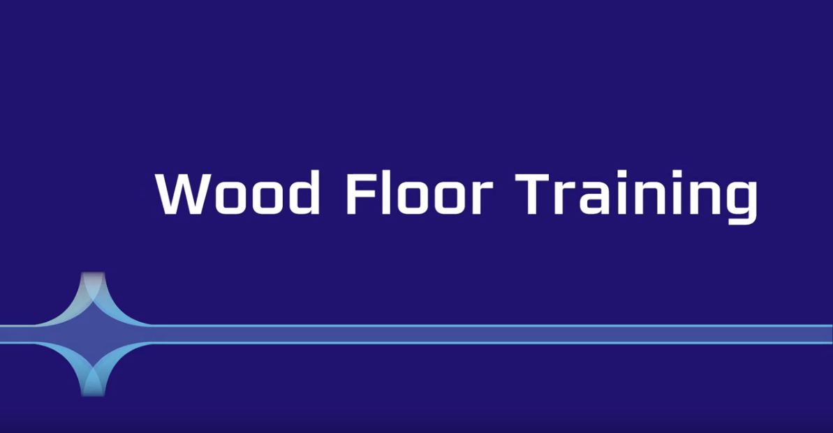 Wood Floor Training