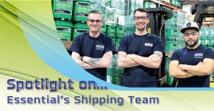 EI Shipping Team
