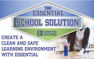Create a Clean and safe learning environment with essential