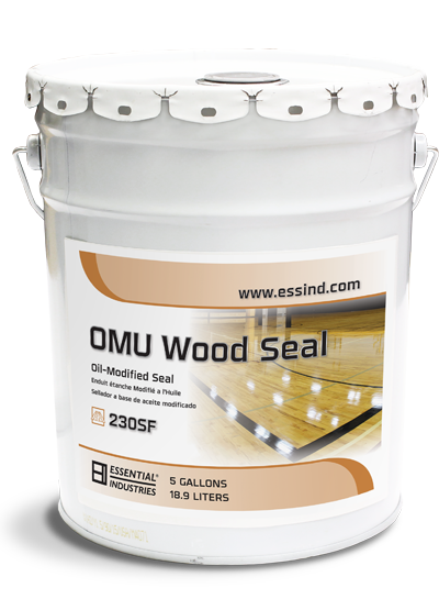 OMU Wood Seal Product Photo