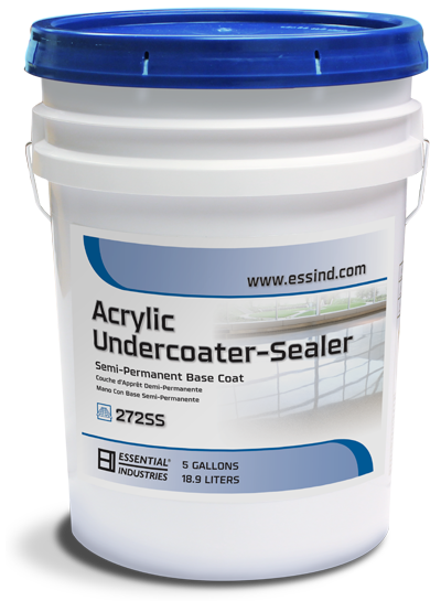 Acrylic Undercoater-Sealer Neutral Cleaner
