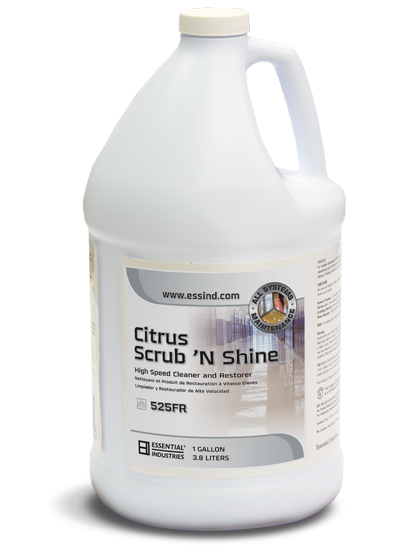 Citrus Scrub 'N Shine Product Photo