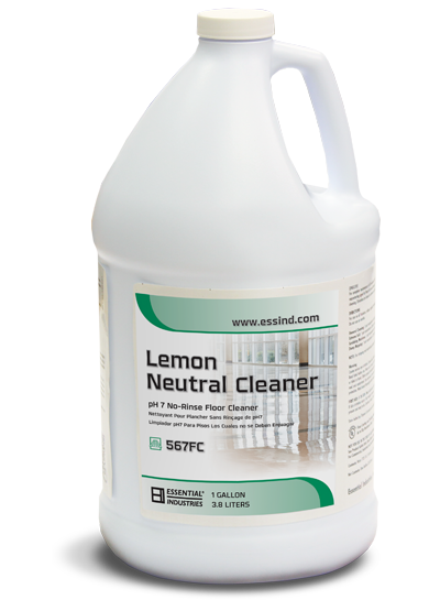 Lemon Neutral Cleaner Product Photo