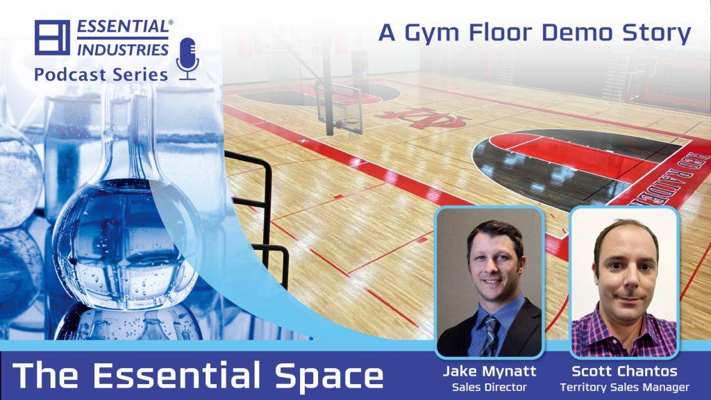 Podcast 30 A Gym Floor Demo Story Still