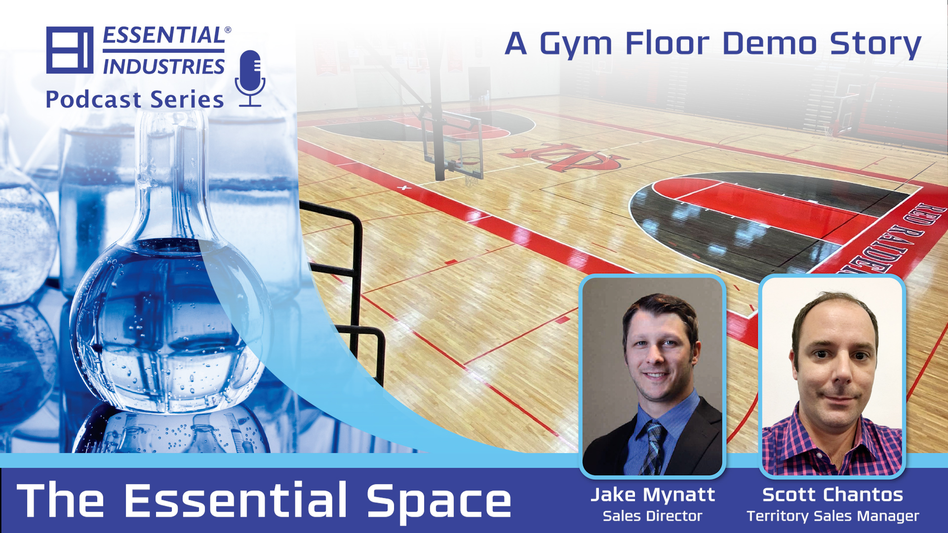 Podcast 30 A Gym Floor Demo Story Still