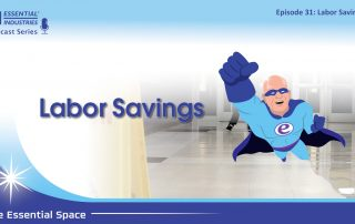 EI Podcast 31 - Labor Savings