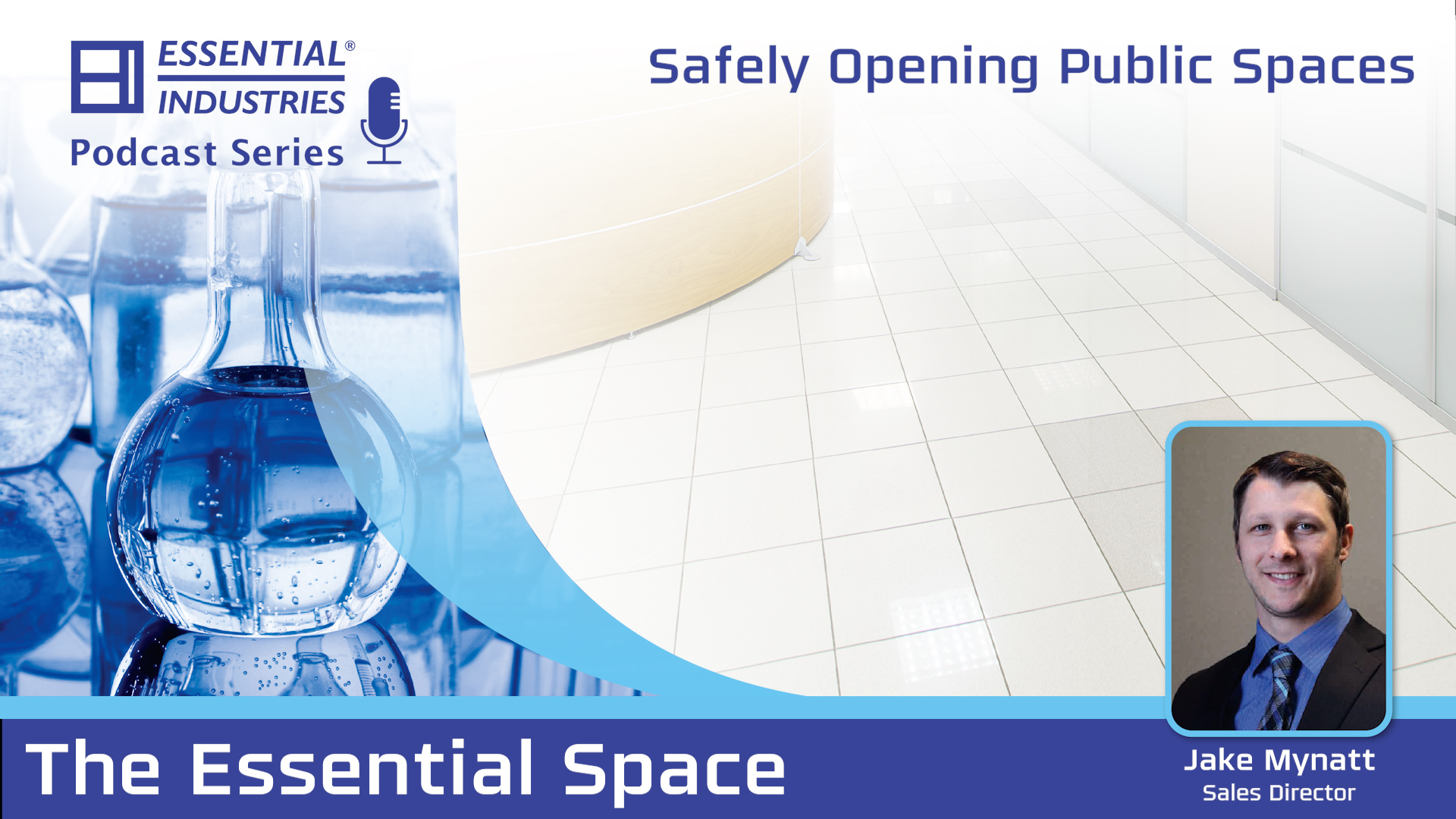 Podcast 32 Safely Opening Public Spaces