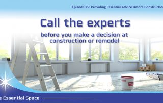 EI Podcast 35 - Providing Essential Advice Before Construction