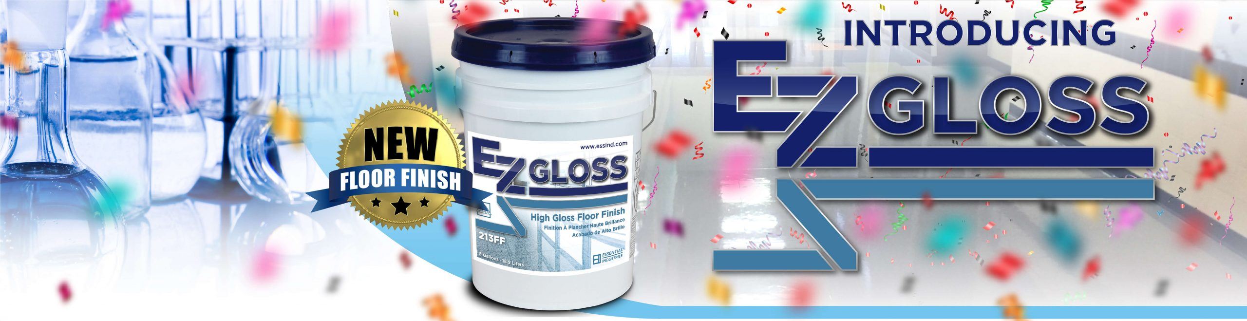 Introducing EZ Gloss