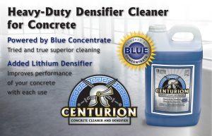 CENTURION, Heavy-Duty Densifier Cleaner for Concrete