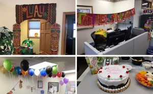We know how to keep things fun and festive at Essential!