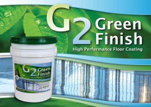 G2 Green Finish